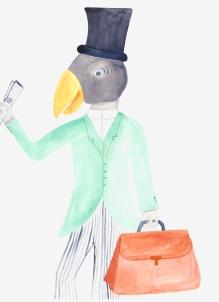 Parrot Gentleman